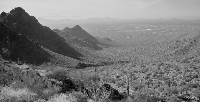 Bell Pass, McDowell Mountains, North Scottsdale, AZ