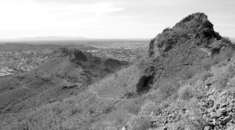 Lookout Mountain, North Phoenix