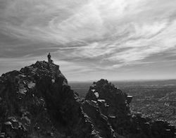 Camelback from Piestewa Peak Summit