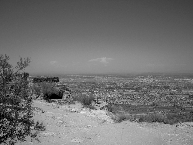 South Mountain summit hike